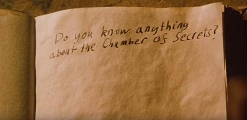 Harry Potter et la chambre dessecrets