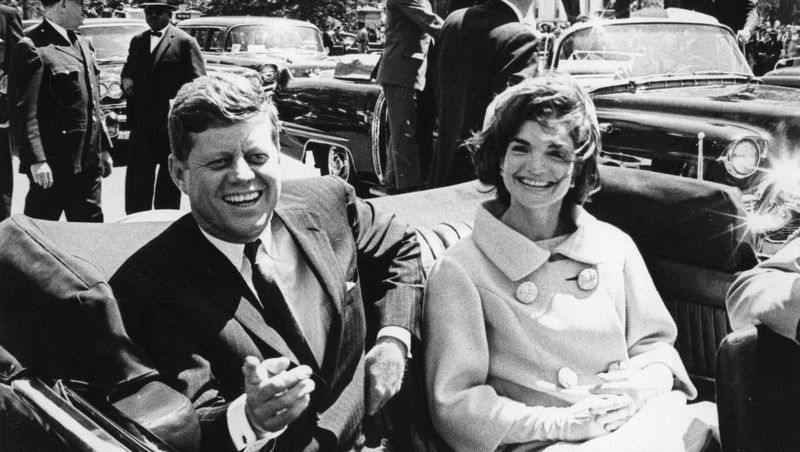 JFK mort en direct