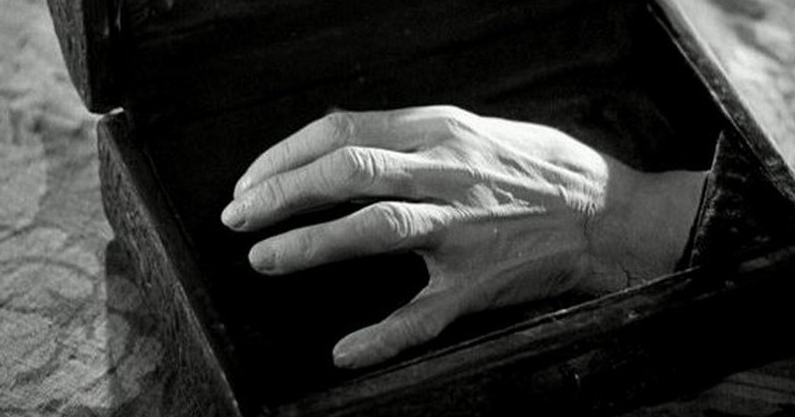 La main dudiable